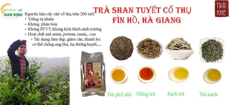 Thương hiệu Trà Khé - Trà shan tuyết tại Fìn Hồ, Hoàng Shu Phìn, Hà Giang ra đời