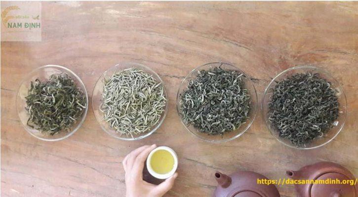Hướng dẫn cách phân biệt hồng trà (trà đen) và lục trà (trà xanh)
