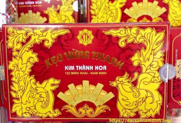 Kẹo Sìu Châu Kim Thành Hoa