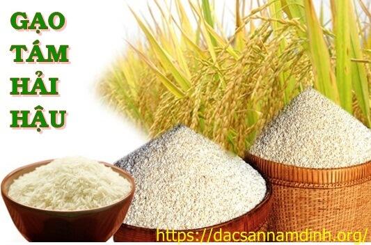 Phân loại gạo tám thơm Hải Hậu Nam Định