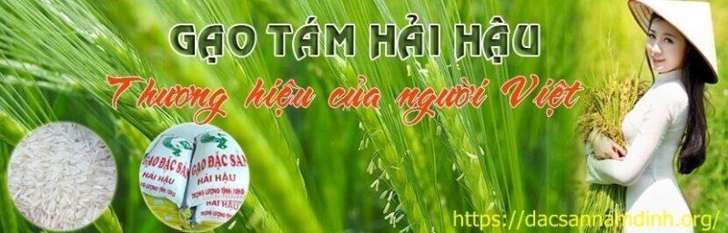 Tại sao gạo tám thơm trồng ở Hải Hậu luôn ngon hơn các nơi khác?