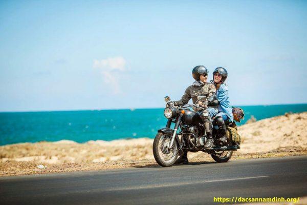Hướng dẫn cách di chuyển tới biển Hải Thịnh, Nam Định?