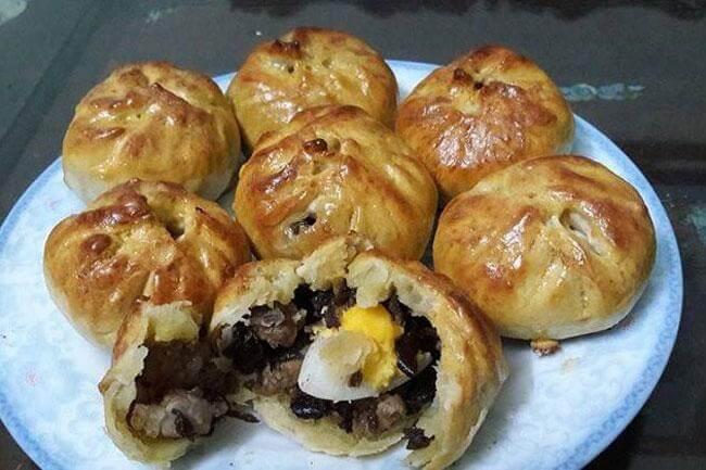 Bánh xíu páo Nam Định