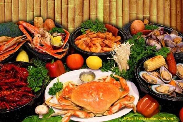 Phố hải sản Nha Trang