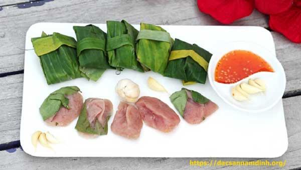Món ngon Nha Trang - Nem chua Ninh Hòa