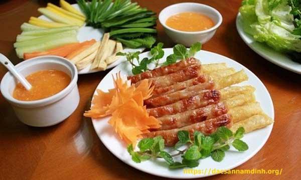 Món ngon Nha Trang - Nem Ninh Hòa
