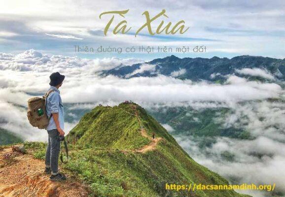 Đến Tà Xùa, Lạng Sơn để săn mây