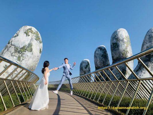 Chiêm ngưỡng bồng lai tiên cảnh ở Bà Nà Hill, Đà Nẵng