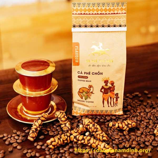 Cà phê đặc sản Đà Lạt