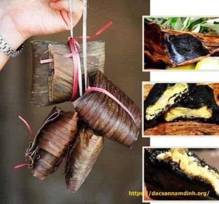 Ăn gì đặc sản Hà Nội - Bánh Gai Làng Giá