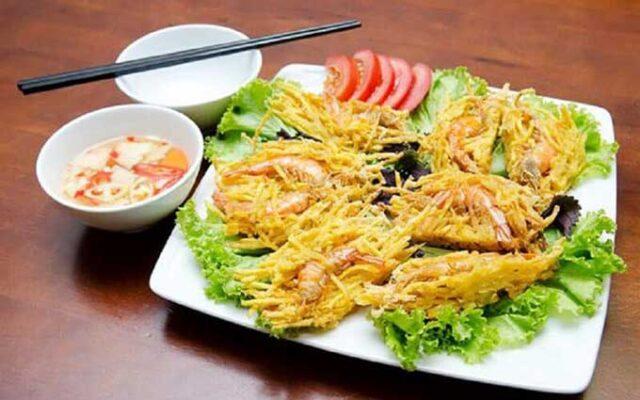 Bánh tôm Hà Nội