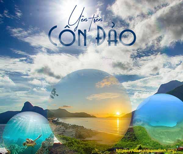 Tháng 2 du lịch Côn Đảo, Bà Rịa Vũng Tàu