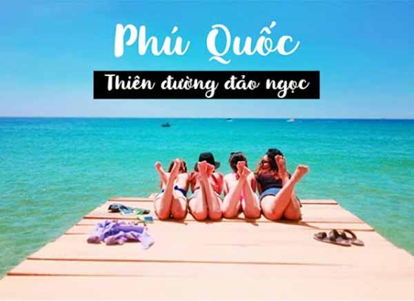 Tết nên đi du lịch ở đâu - Hòn đảo ngọc Phú Quốc, Kiên Giang